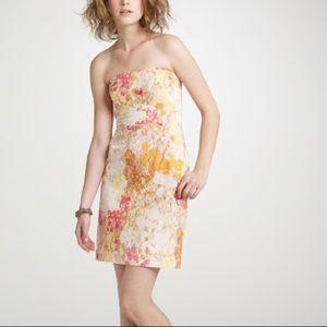 J. Crew Sunshine Peony Coccinelle Dress - 442